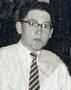 Brian Bellett 1958