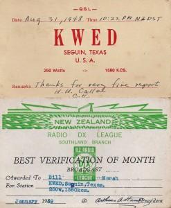 KWED - 250W - Texas