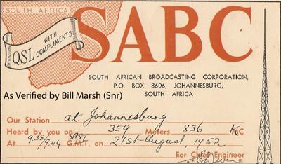 SABC 05 Johannesburg 836 kc copy