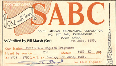 SABC 10 Pretoria 1439 kc copy