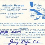 Blast from the Past – Atlantic Beacon