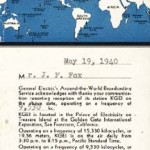 History of VOA Delano