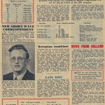 Arthur Cushen's 1st Radio Hobbies DX News