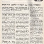 Shortwave Scene's 30th Anniversary