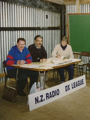 Chairing 1994 AGM