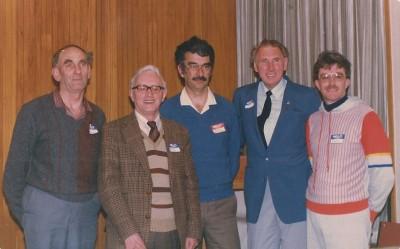 Life Members 1988