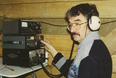Radio St Helena DXpedition 1996