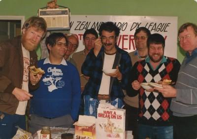 Tiwai Breakfast 1988