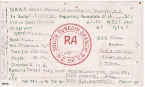NZDXRA Membership List & Other Information | radiodx com
